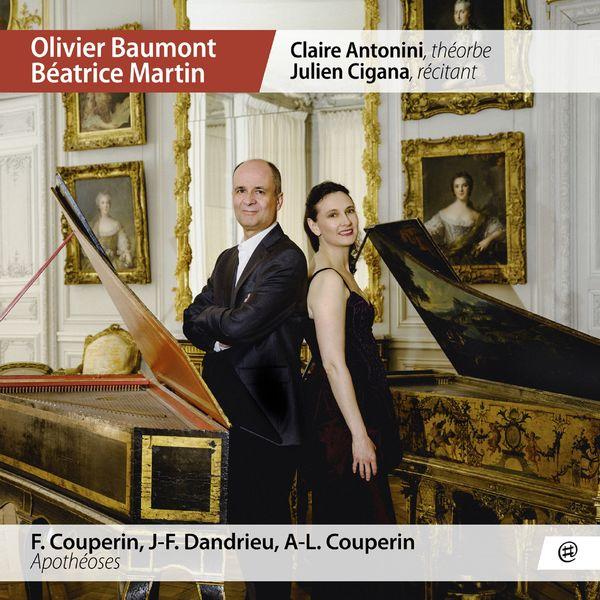 Olivier Baumont - Apothéoses (F. Couperin, Dandrieu, A-L. Couperin)