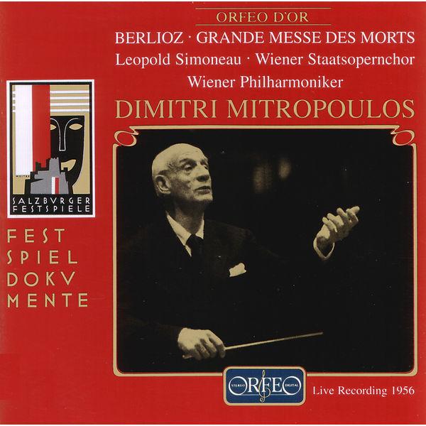 "Léopold Simoneau - Berlioz: Grande messe des morts ""Requiem"" (Live)"