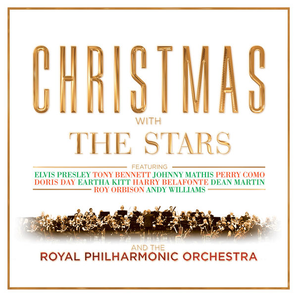 Various Artists - Christmas With The Stars & The Royal Philharmonic Orchestra