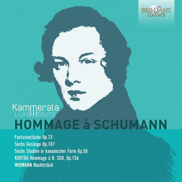 Kammerata Luxembourg - Hommage à Schumann