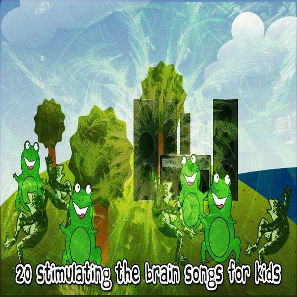 The Playtime Allstars - 20 Stimulating the Brain Songs for Kids