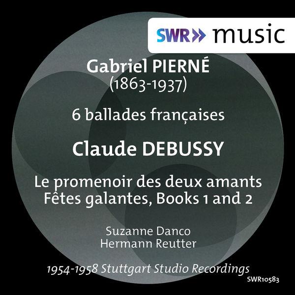 Suzanne Danco - Pierné & Debussy: Works for Voice & Piano