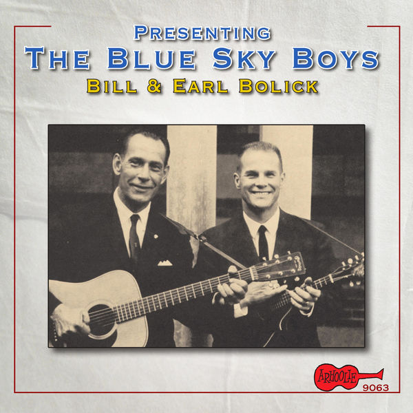 The Blue Sky Boys - Presenting the Blue Sky Boys