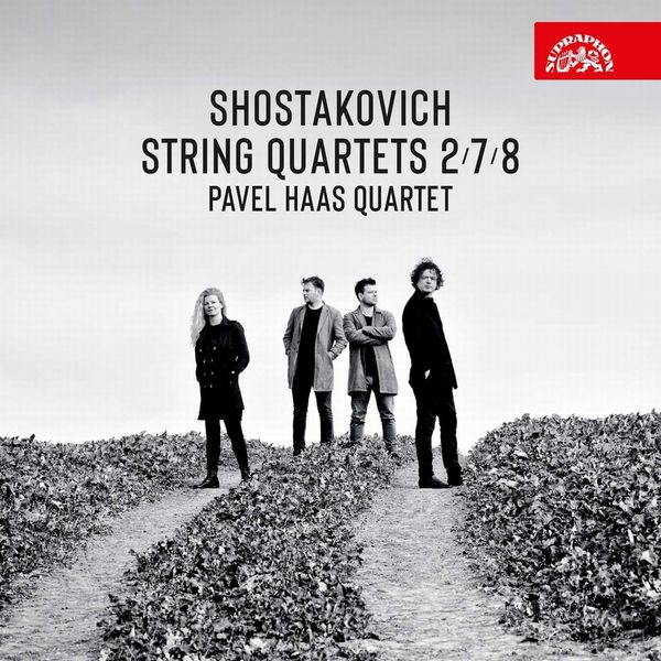 Pavel Haas Quartet - Shostakovich: String Quartets Nos. 2, 7 & 8