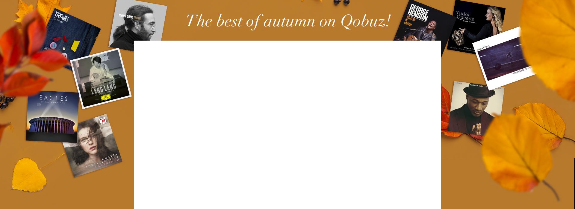 Qobuz Store wallpaper