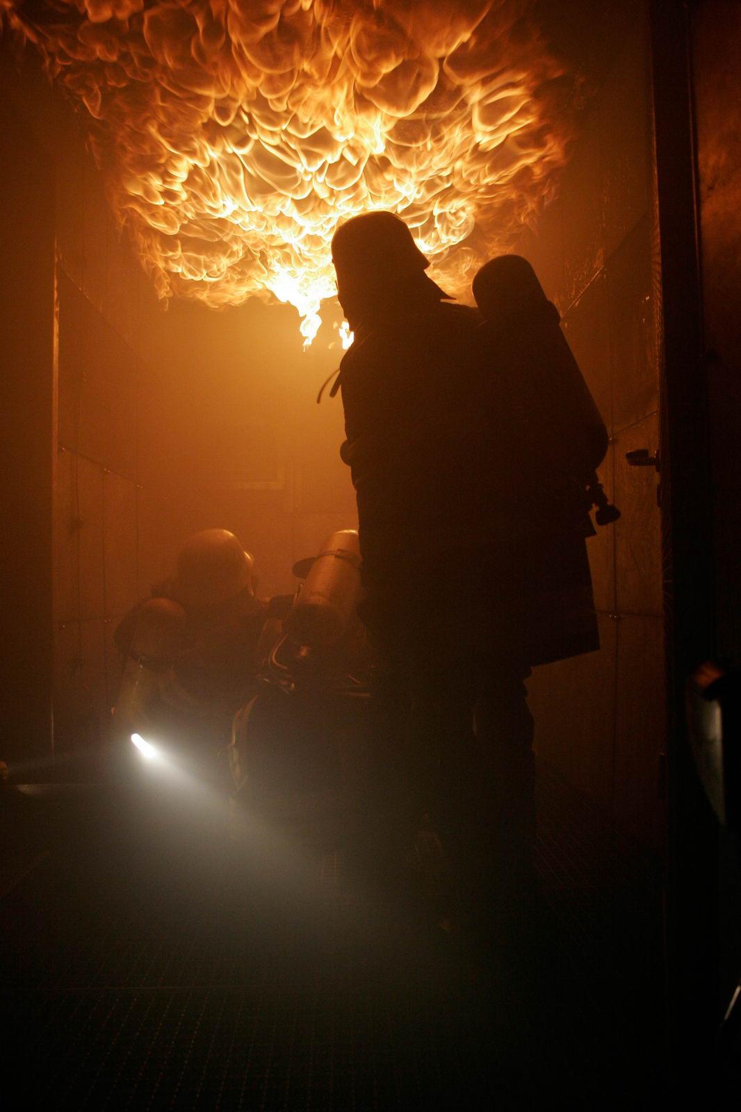 Incendie A La Philharmonie De Berlin