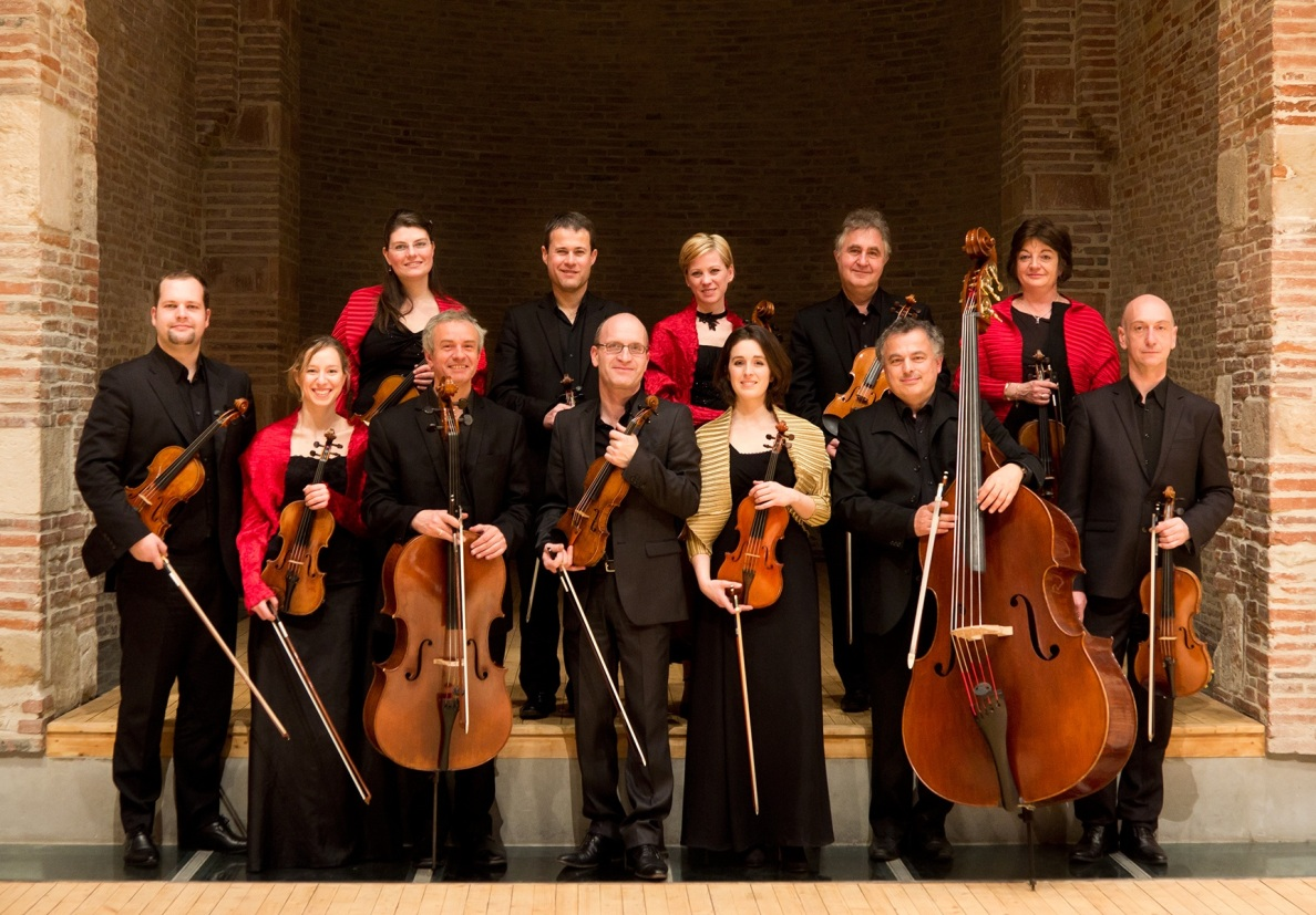 Les 60 ans de l orchestre de chambre de toulouse - Orchestre chambre toulouse ...