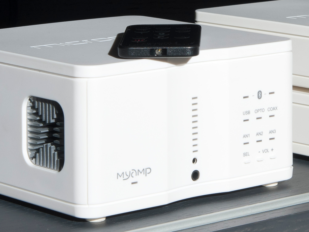 Micromega Myamp Qobuzism For This Compact And Charming Amplifier Lm3886 High Performance Audio Power With Impressive Sound