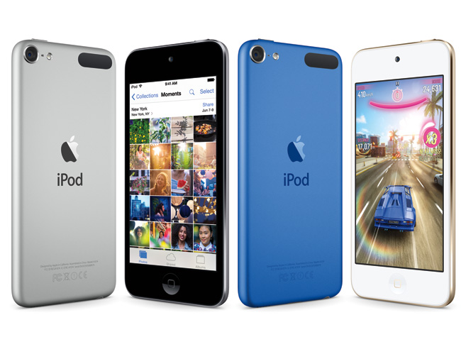 how to use ipod touch 6th generation