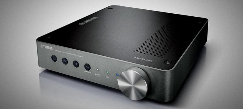 Yamaha WXA-50: a compact amplifier with an added network