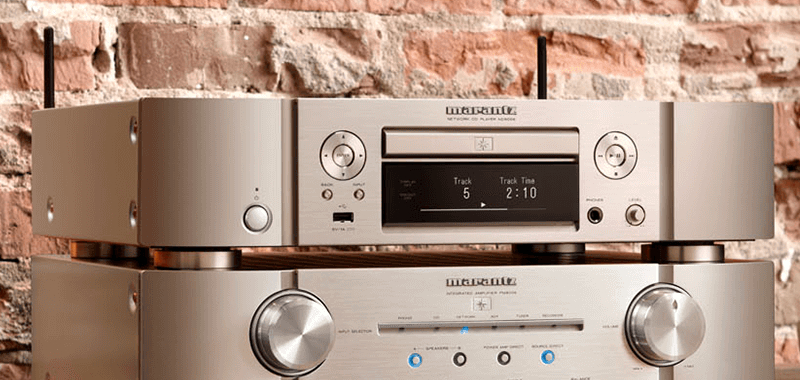Marantz ND8006, the exclusive testing ground: a superb device with a