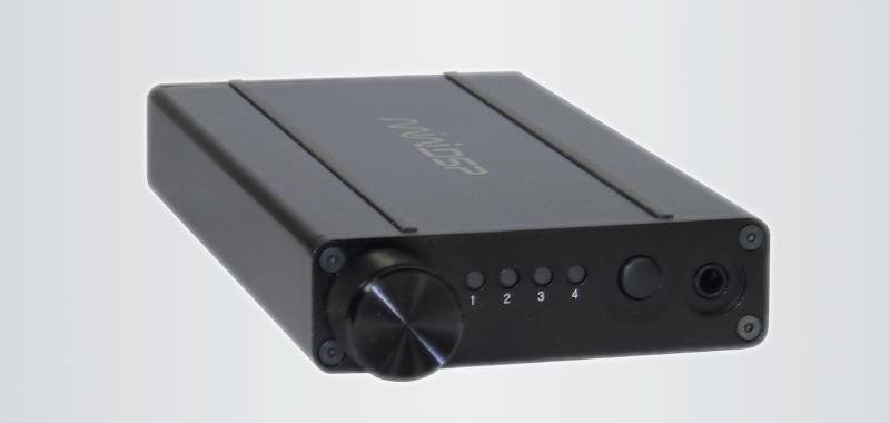 MiniDSP HA-DSP : programmez la réponse sonore de ce DAC avec ampli casque grâce à son puissant DSP et auquel nous décernons un Qobuzissime !