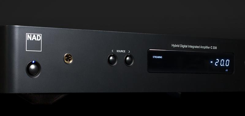 NAD C338 : Test streamer de chez NAD