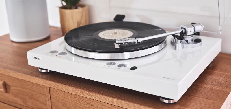 Yamaha MusicCast Vinyl 500 : en exclusivité Qobuz et récompense Qobuzissime pour la première platine vinyle connectée au monde !
