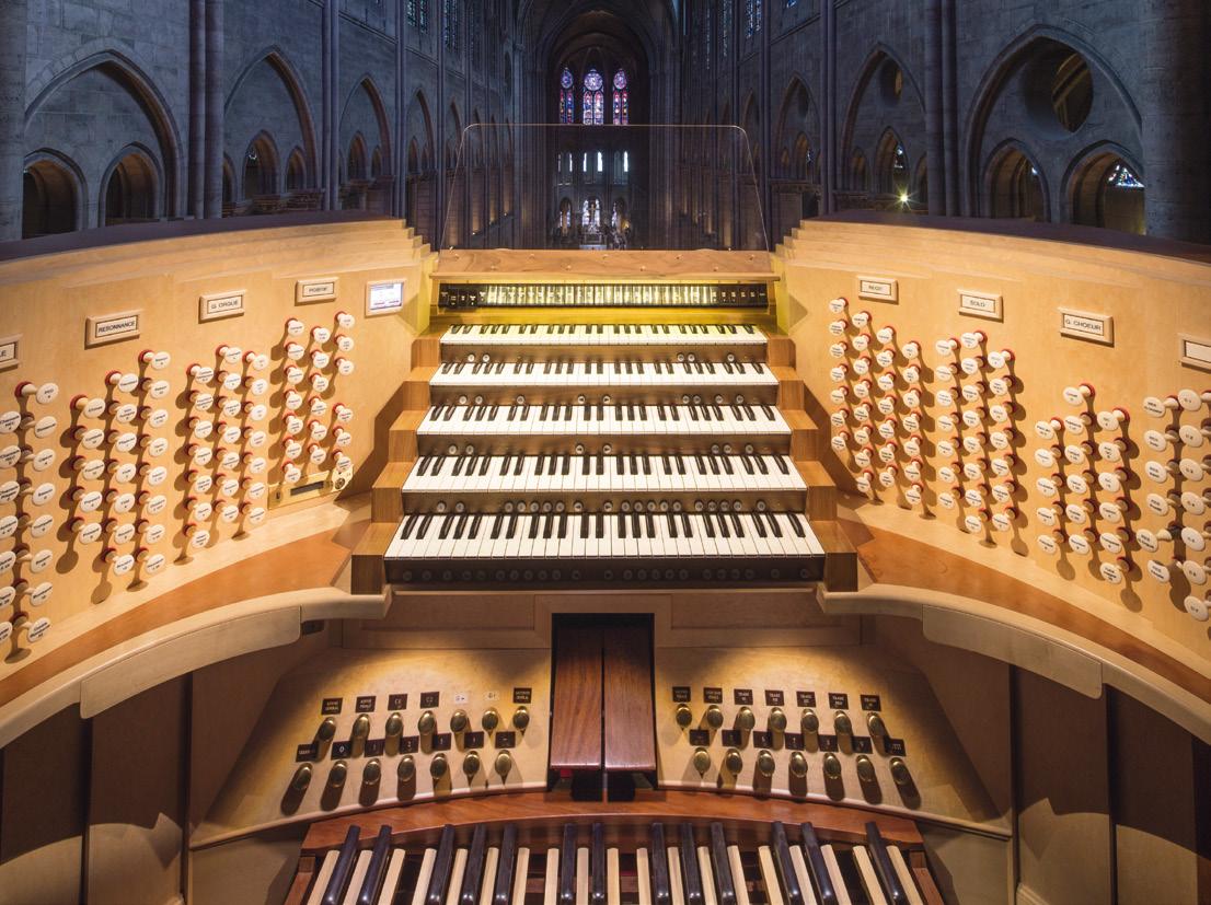 Redonnons vie au grand orgue de Notre-Dame de Paris