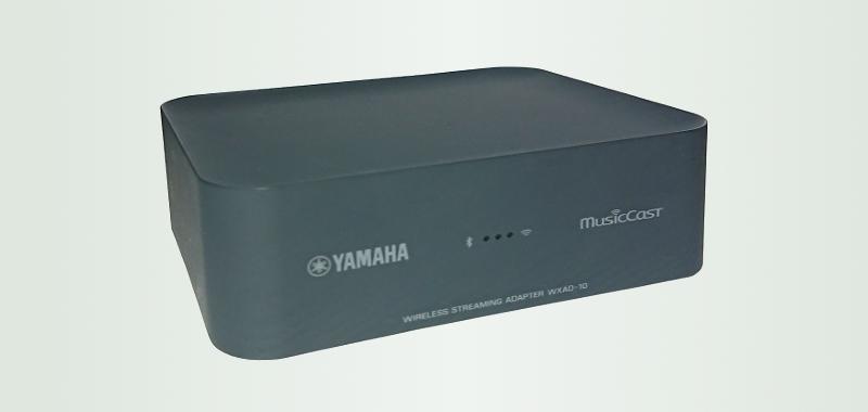 Yamaha WXAD-10 : accédez à l'univers MusicCast Yamaha grâce à ce streamer !