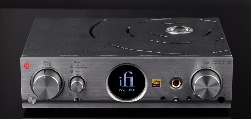 iFi Audio iDSD Pro : prestations sonores exceptionnelles et Qobuzissime pour le premier lecteur réseau de la marque !