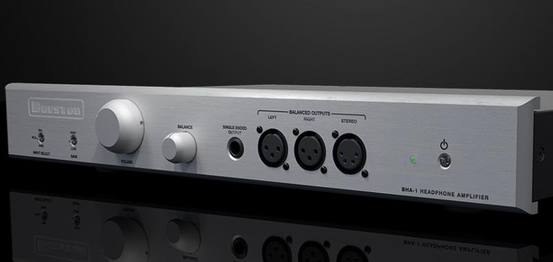 Bryston BHA-1 : Qobuzissime pour cet élégant amplificateur pour casque puissant offrant une très belle restitution sonore !