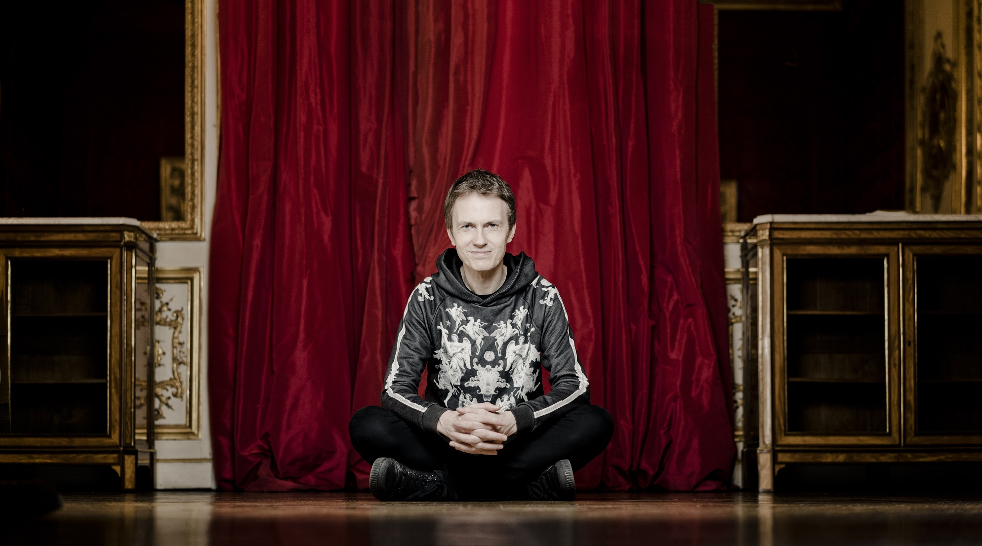 Alexandre Tharaud | One Cover One Word