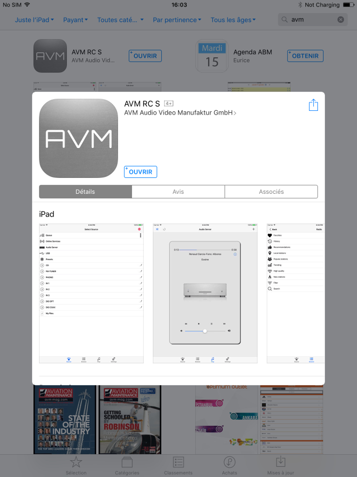 Tutorial Fur Die Avm App Die Qobuz In Cd Qualitat Integriert
