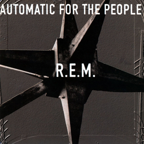 Listen to the cult album 'Automatic for the People' by R E M