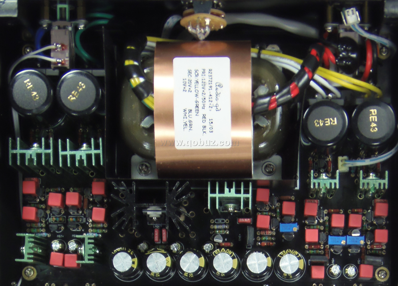 Audio-gd DAC-19: third Qobuzism for Audio-gd with this R2R DAC which