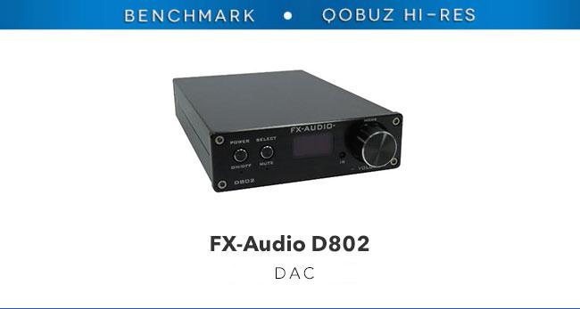 FX-Audio D802: Dieser Full Digital Verstärker in Minigröße überzeugt ...