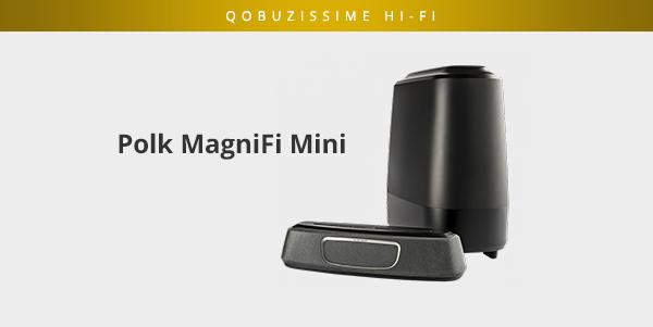 polk magnifi mini une barre de son avec son caisson de grave qui valent vraiment le d tour et. Black Bedroom Furniture Sets. Home Design Ideas