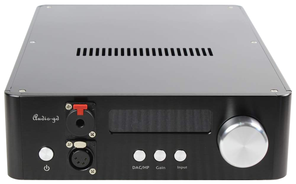 Audio-gd NFB-28: a DAC with preamplifier and headphone