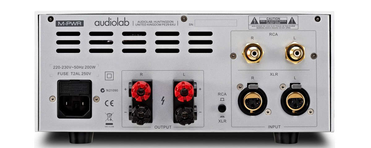 audiolab m dac mini manual