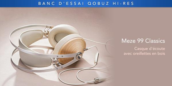 Casque Meze 99 Classics Test Casque Haute Qualité Sonore
