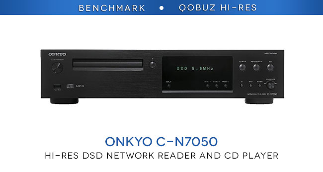 Onkyo C-N7050: a Hi-Res network player for a decent price
