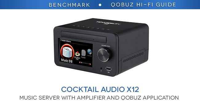 Cocktail audio x12 how would you like a little flac for Cocktail x12