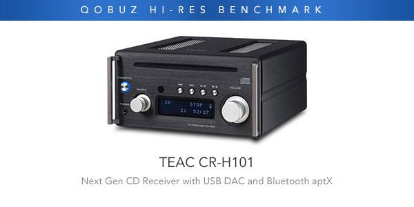 TEAC CR-H101: an efficient little hi-fi system to listen to
