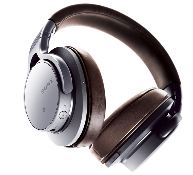 Sony launches the MDR-1ABT, their first headphones with