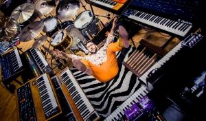Laurent Coulondre, la ruée vers l'orgue
