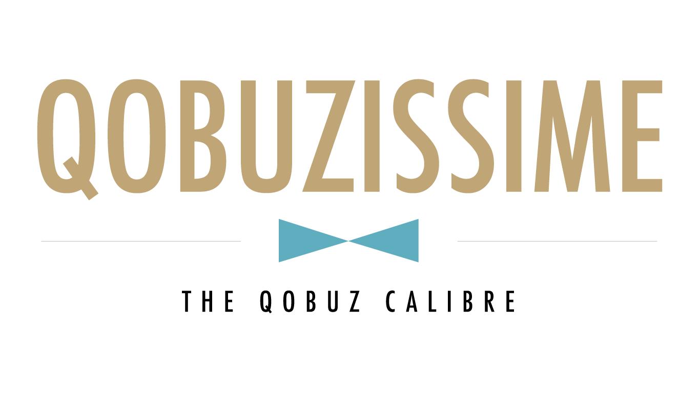 Logo Qobuz EN