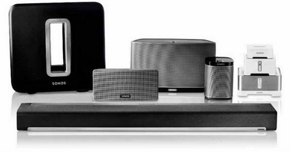Profitez de vos appareils Sonos avec Qobuz