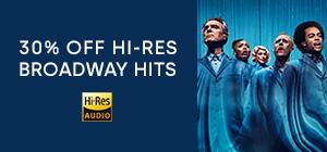 Hi-Res Broadway on Sale!